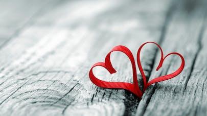 coeur concept amour