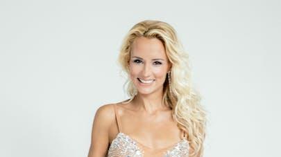 Danse avec les stars : interview de Elodie Gossuin