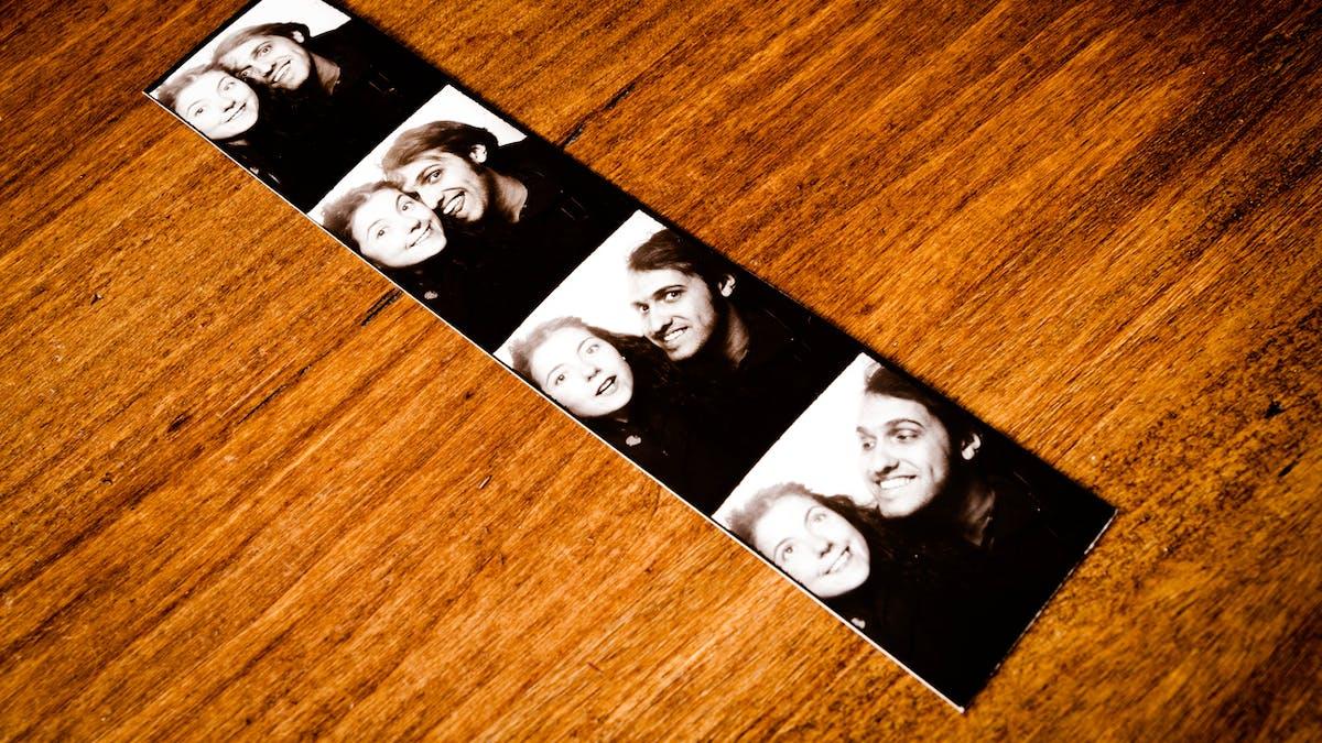 tirages photos couple