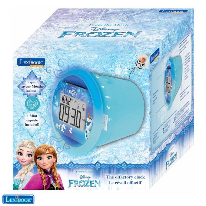 packaging reveil la reine des neiges