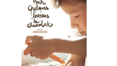 affiche du documentaire pour quelques barres de chocolat