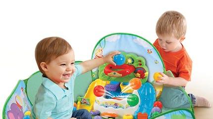 VTech dévoile une piscine à balles interactive pour bébé !
