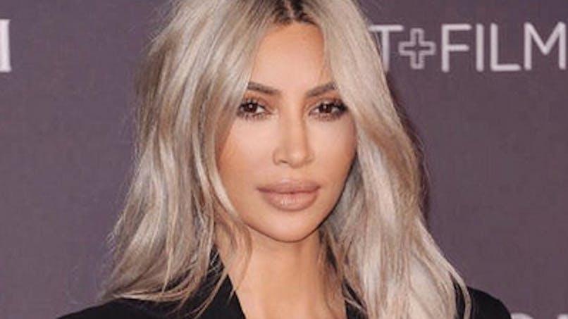Kim Kardashian a caché son identité à la mère porteuse de son troisième enfant