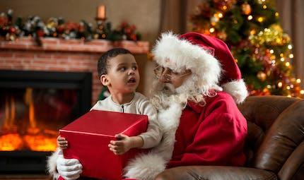 Père Noël : quand les enfants doutent