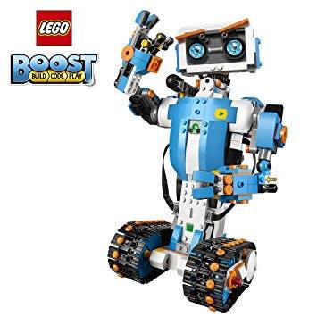 robot vernie lego
