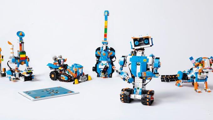 robots LEGO® boost