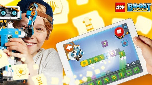 tablette LEGO®  Boost