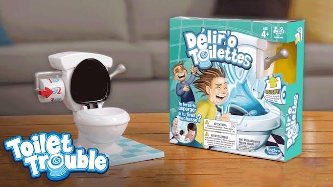 Delir'O Toilettes- Hasbro