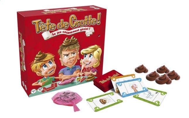 Tête de crotte – Dujardin & TF1 Games