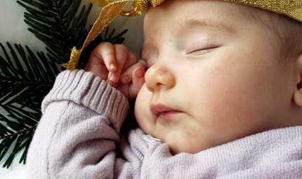 Noël 2017 : notre shopping pour un bébé d'or et d'argent !