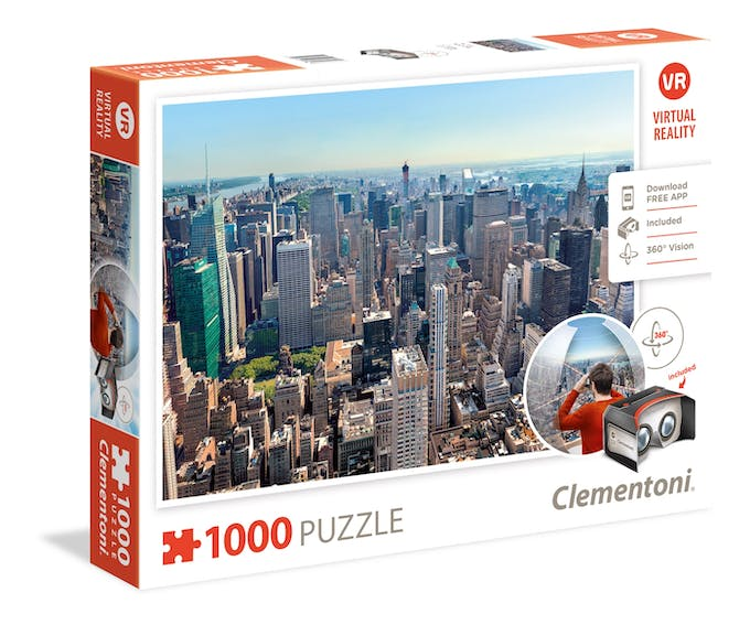 clementoni puzzle virtual reality new york