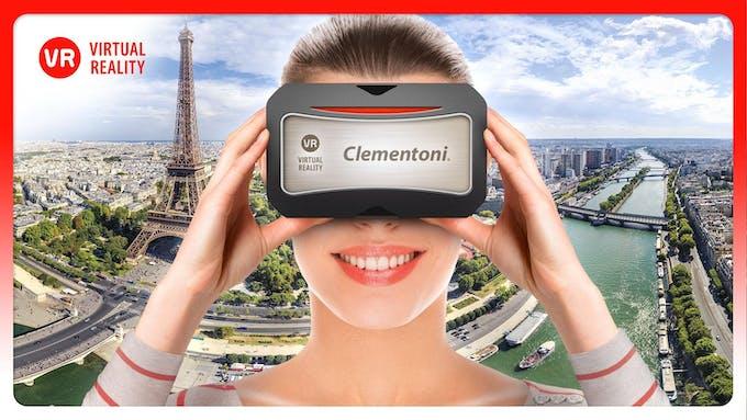 clementoni virtual reality