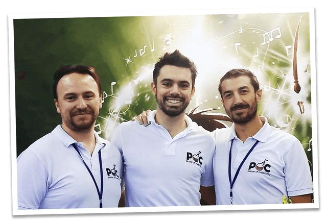 fondateurs Tempo Presto