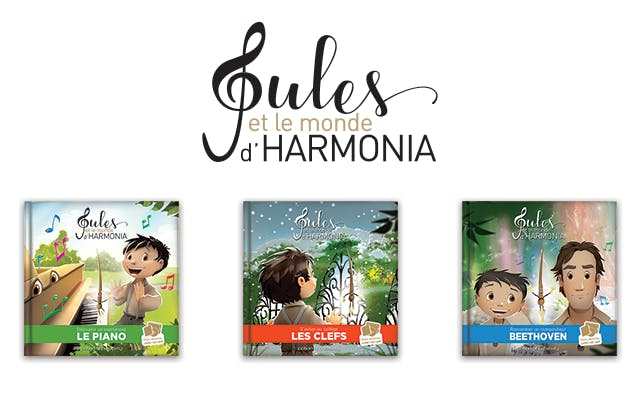 Jules et le monde d'Harmonia