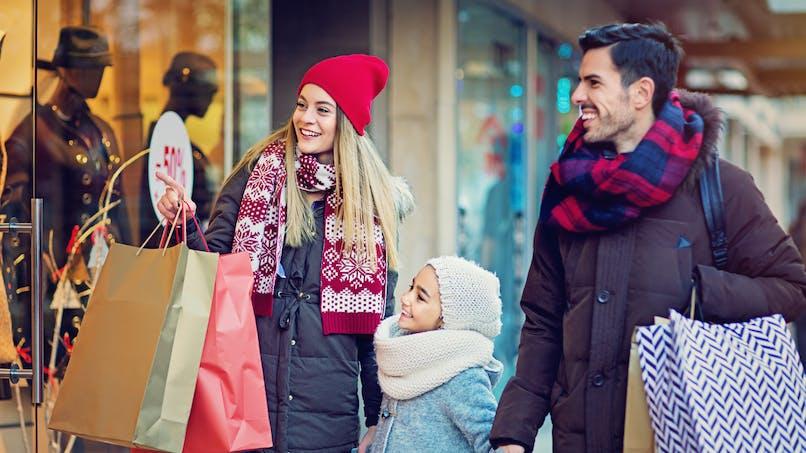 Guide de survie aux courses de Noël avec enfants