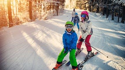 Ski en famille : les stations les plus attractives
