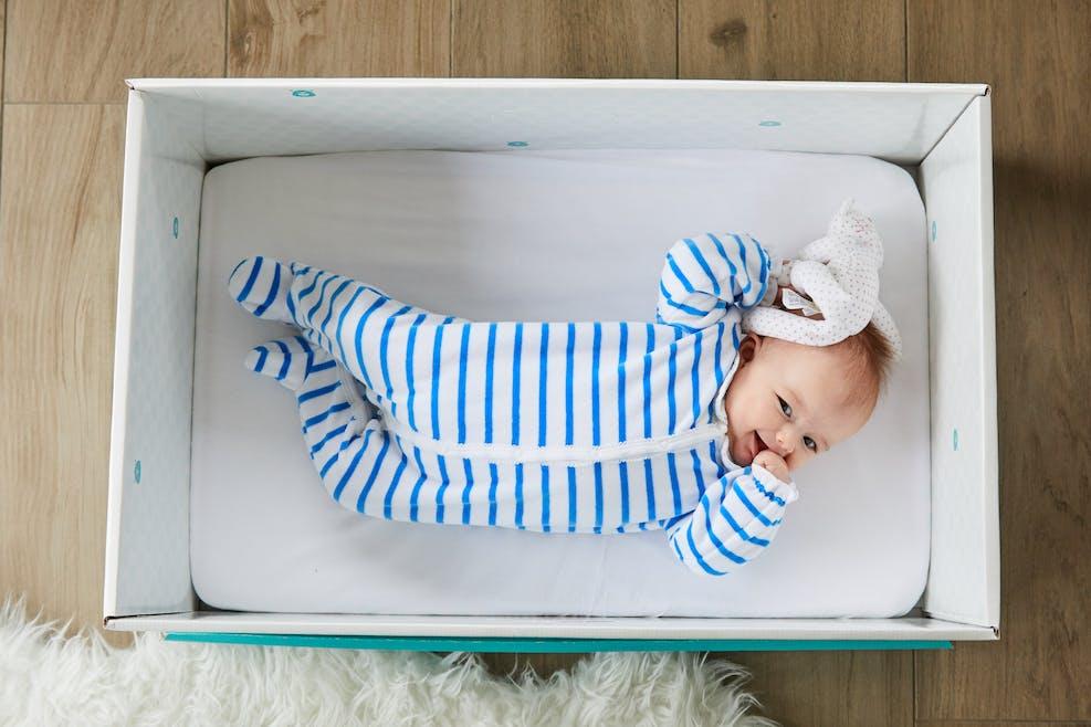 Babybox L'unique Marmott
