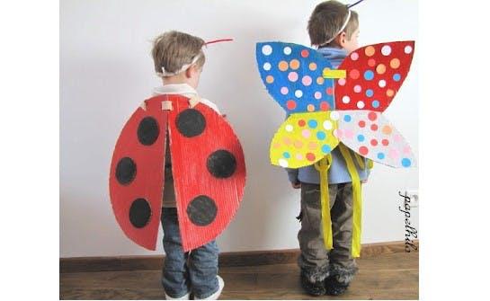 Carnaval 10 Costumes Pour Enfants A Faire Soi Meme Parents Fr