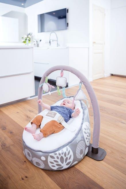 Doomoo nid transat microbilles confort Babymoov