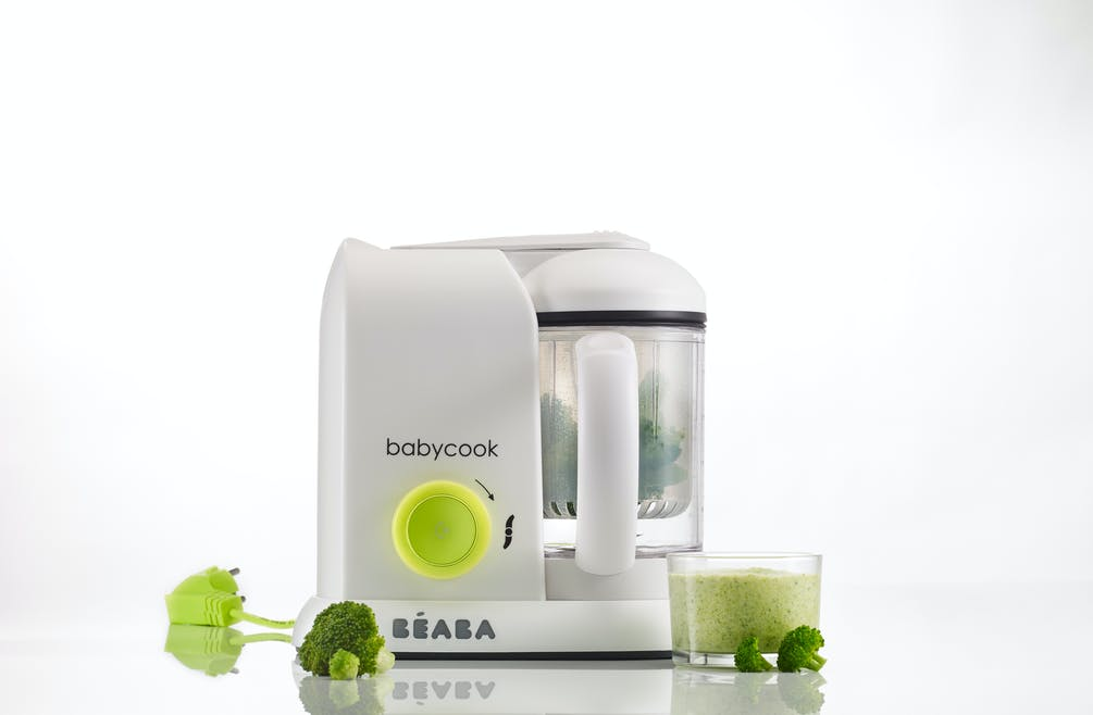 Babycook Beaba Neon