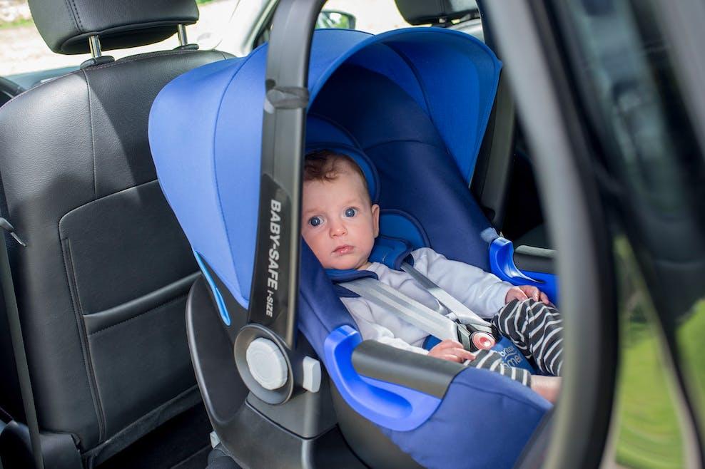 SIEGE AUTO BABY I-SAFE I-SIZE BRITAX ROMER