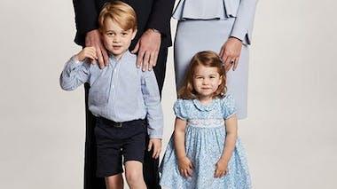 kate et william et leurs enfants