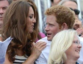 doigts de Kate Middleton