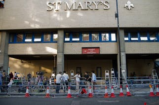 Saint marry's hospital