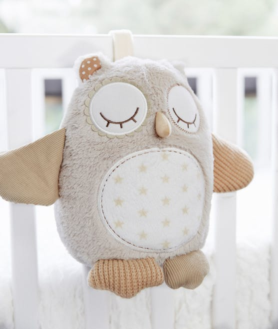 La veilleuse Nighty Night Owl® Smart Sensor de CLOUD B