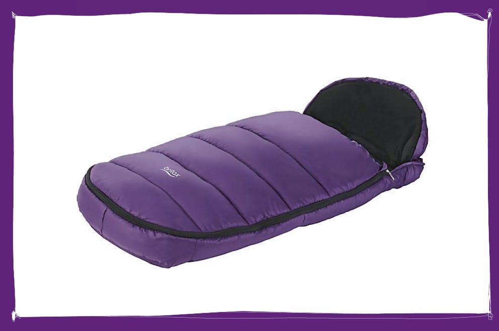 Chancelière violette