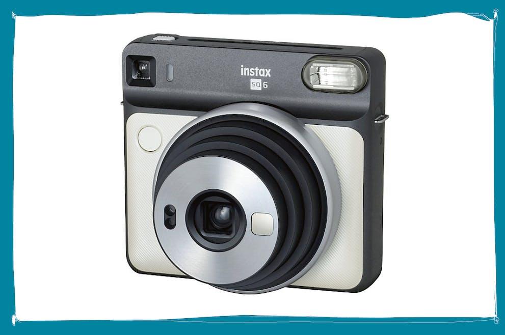 appareil photo Instax pour Fête des pères