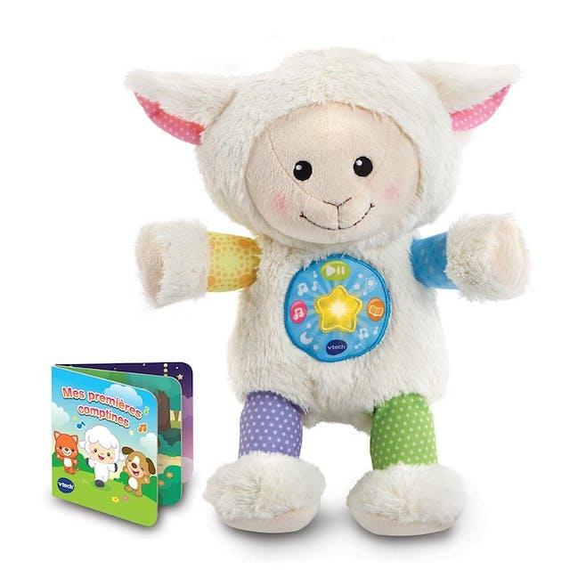 Mon mouton comptines calines VTECH