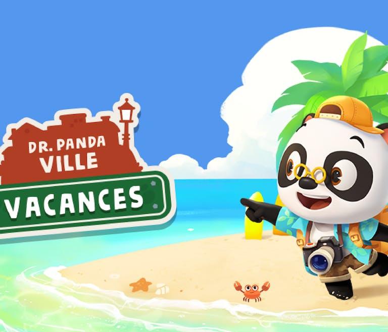 Dr Panda en Vacances