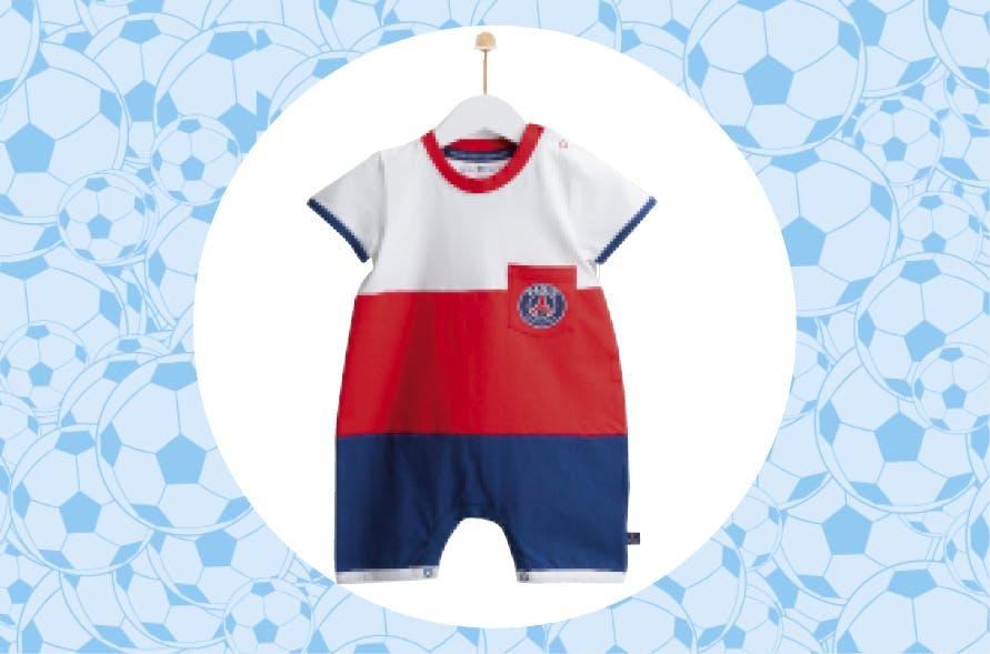 Combinaison d'été foot pour bébé, Coupe du monde 2018