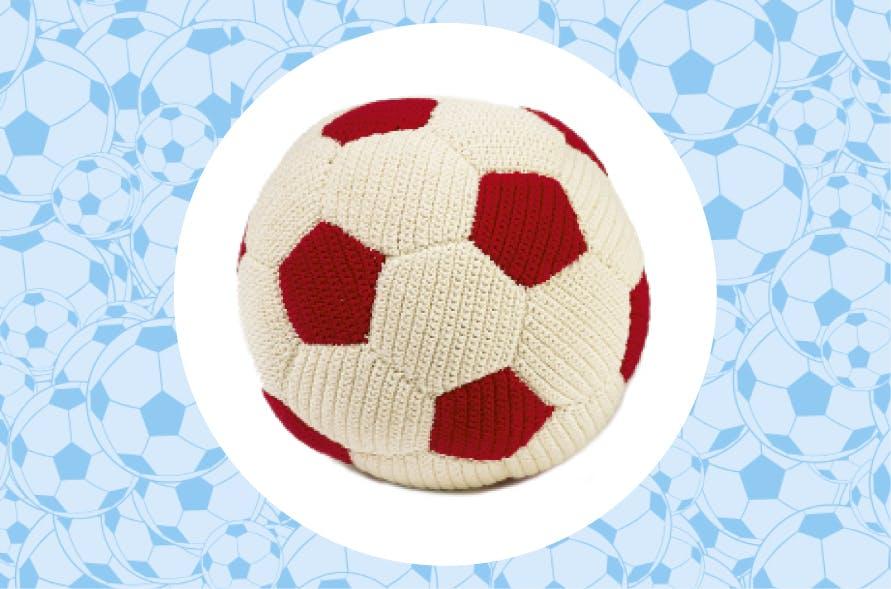 ballon de foot pour bébé