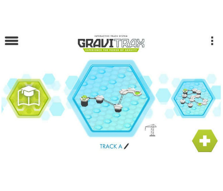 Application jeu Gravitrax