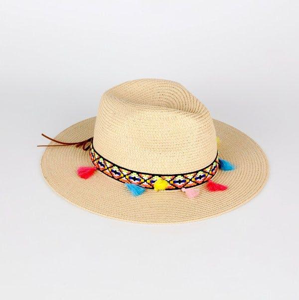 Chapeau de plage