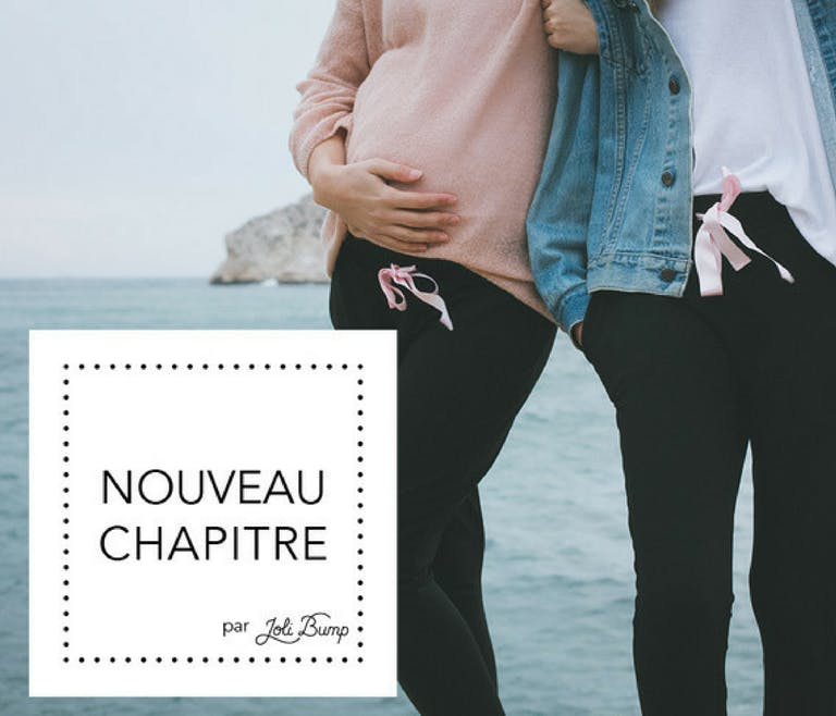 Nouveau chapitre - Joli Bump