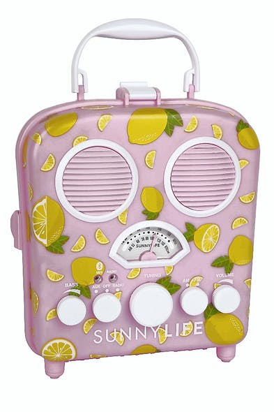 enceinte radio mp3