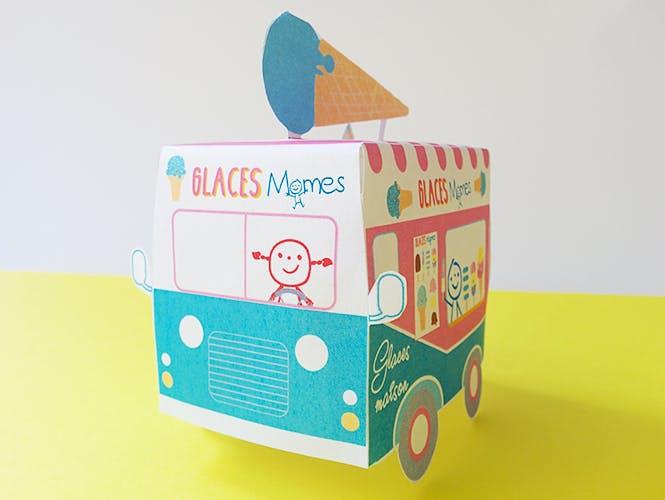 DIY : le Camion de glace Momes