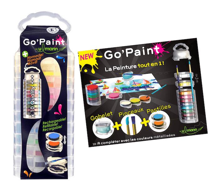 tour de peinture Go'Paint – Ulmann