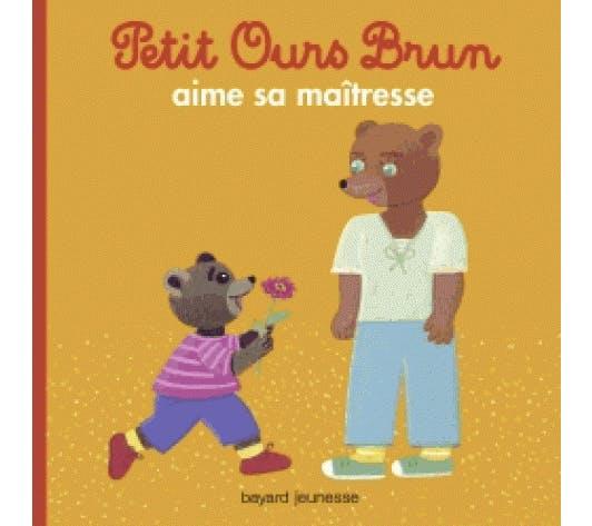 Premi re rentr e l 39 cole des livres pour bien le - Petit ours brun va al ecole ...