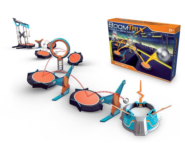 jeu de billes et trampolines BoomTrix Goliath