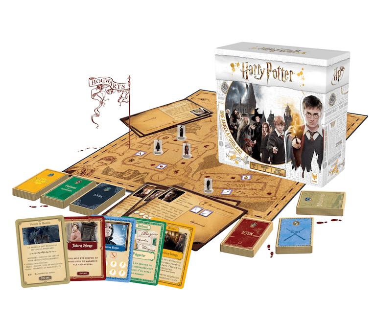 Une année à Poudlard avec le jeu Harry Potter