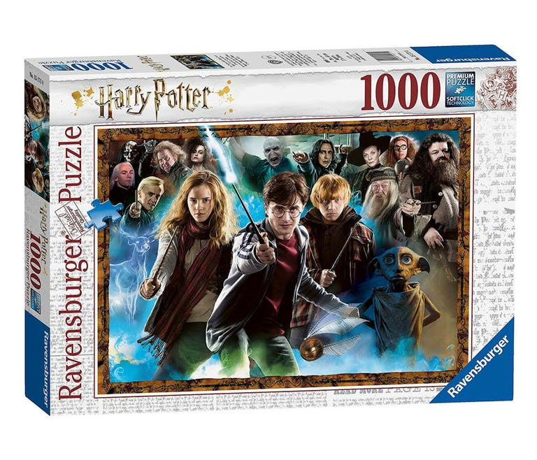 Les puzzles Harry Potter