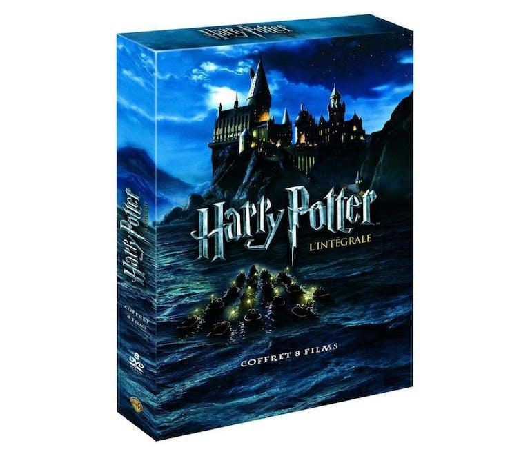 L'Intégrale des 8 films Harry Potter