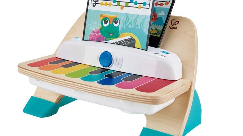 Le piano Magic touch – Hape Baby Einstein