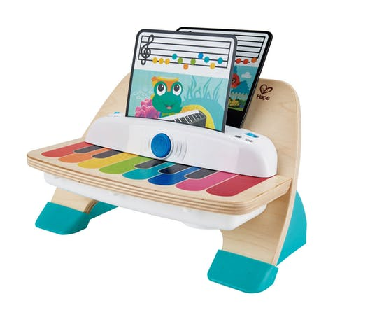 Le piano Magic touch – Hape Baby Einstein