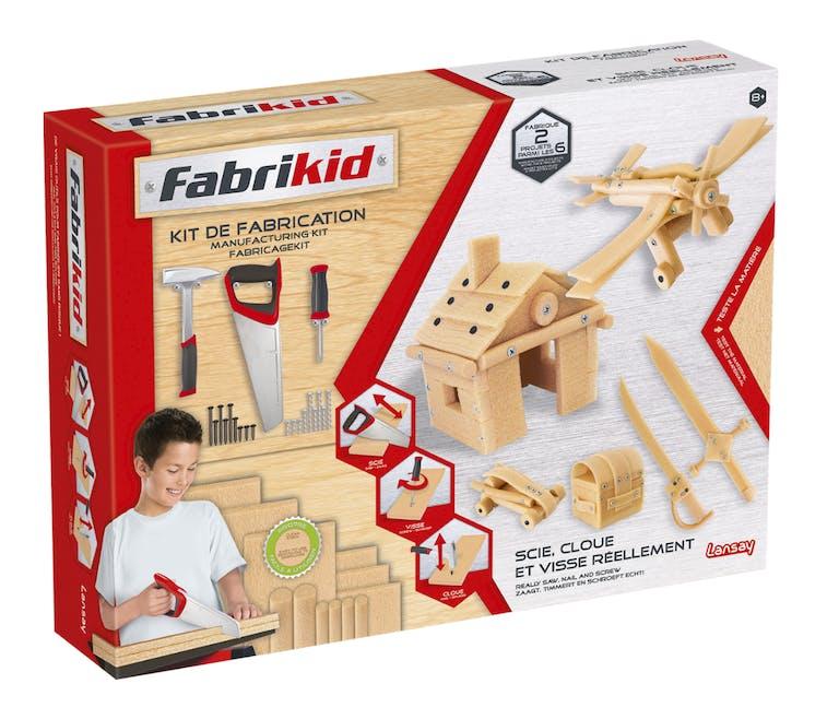 jeu Fabrikid – Lansay