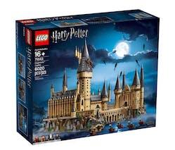 Le château de Poudlard LEGO